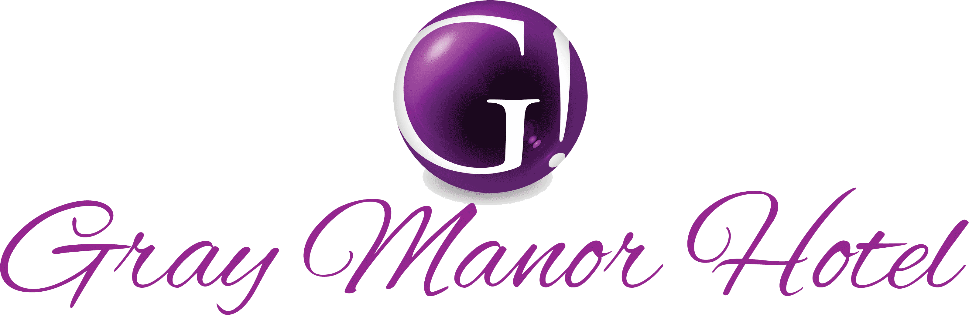 gray manor hotel logo